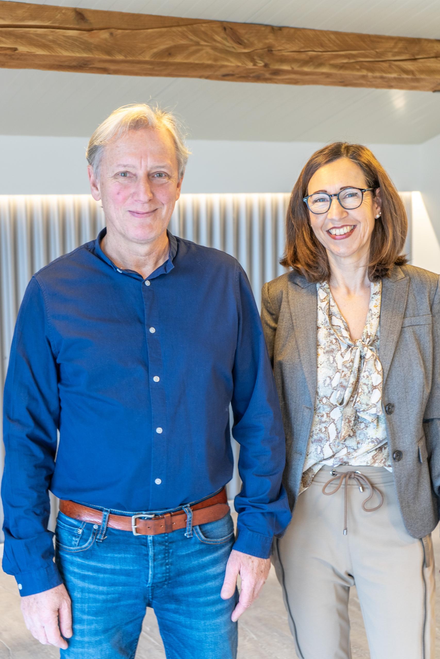 Frank Boller & Felicitas Frahm-Boller
